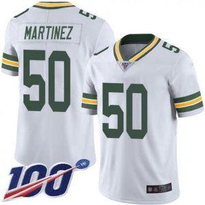 Packers Blake Martinez 100th Season Jersey